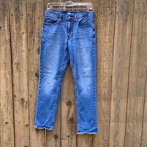 Men's Old Navy Straight/Stretch Jeans